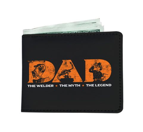 Welder Dad Wallet
