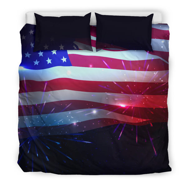 4th of July Bedding Set
