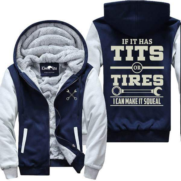 If It Has Tits - Mechanic Jacket