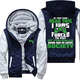 If You Can Read This - Gaming Jacket