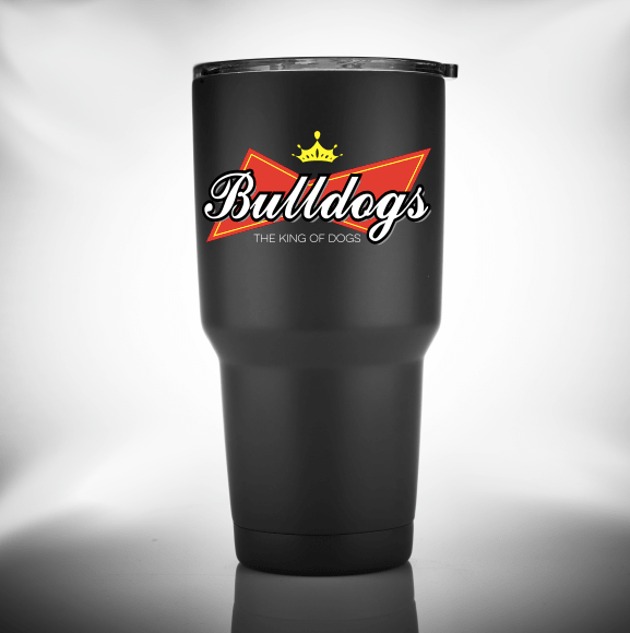 Bulldogs King - Tumbler