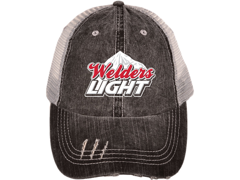 Welders Light Distressed Cap