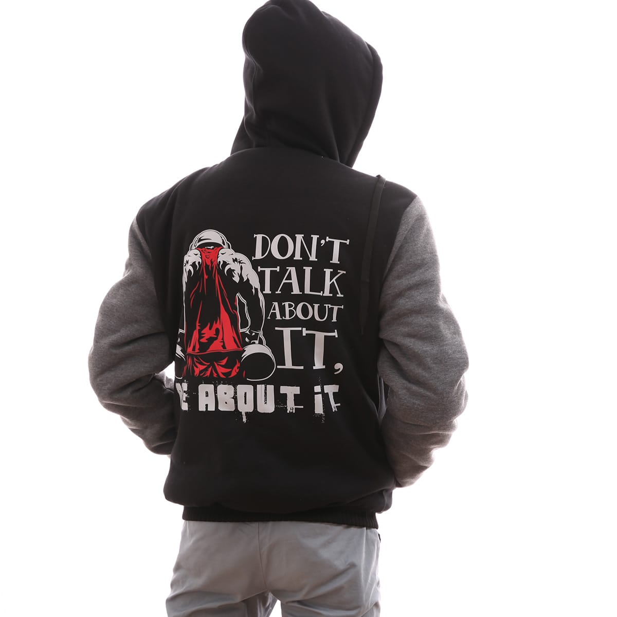 Don't Talk About it, Be About It Jacket