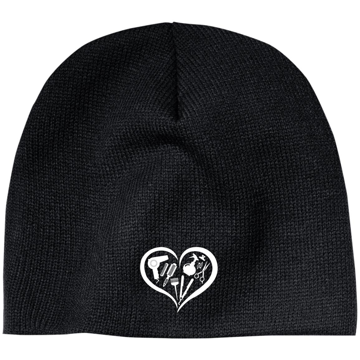 Heart Hair Tools Beanie