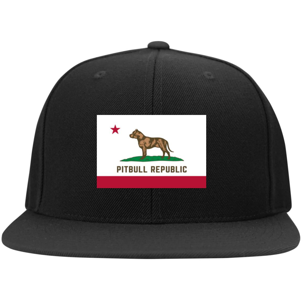 Pitbull Republic Snapback Hat