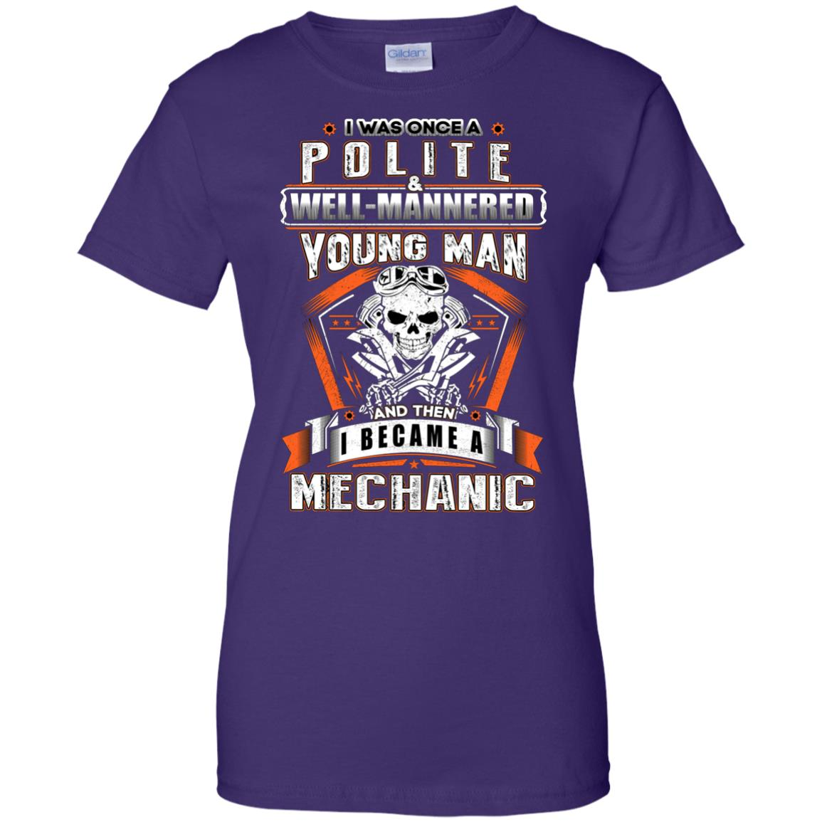 Polite Mechanic - Apparel