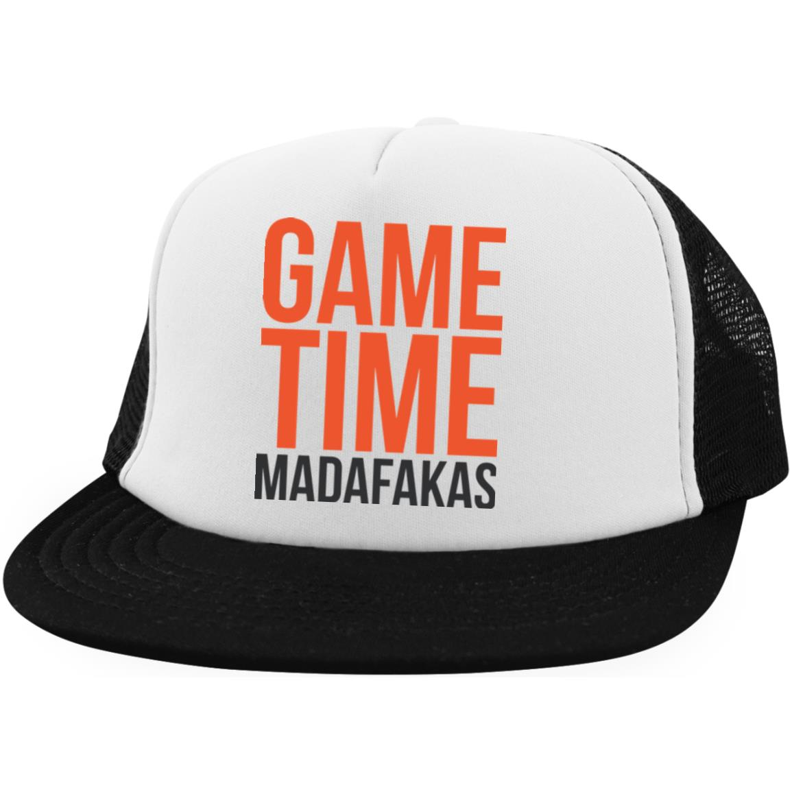 Game Time Madafakas Trucker Hat - gaming bestseller