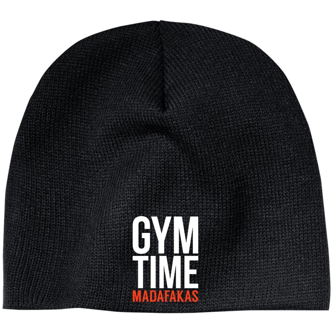 Gym Time Madafakas Beanie