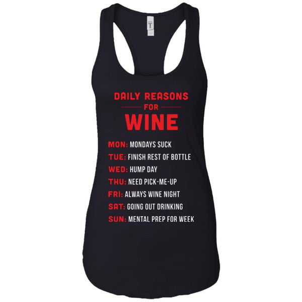 Daily Reasons For Wine