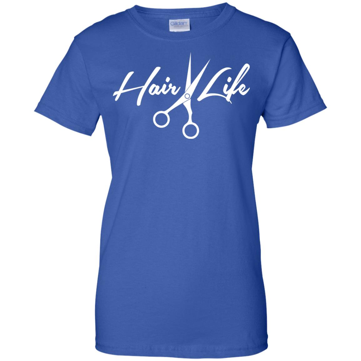 Hair Life - Apparel