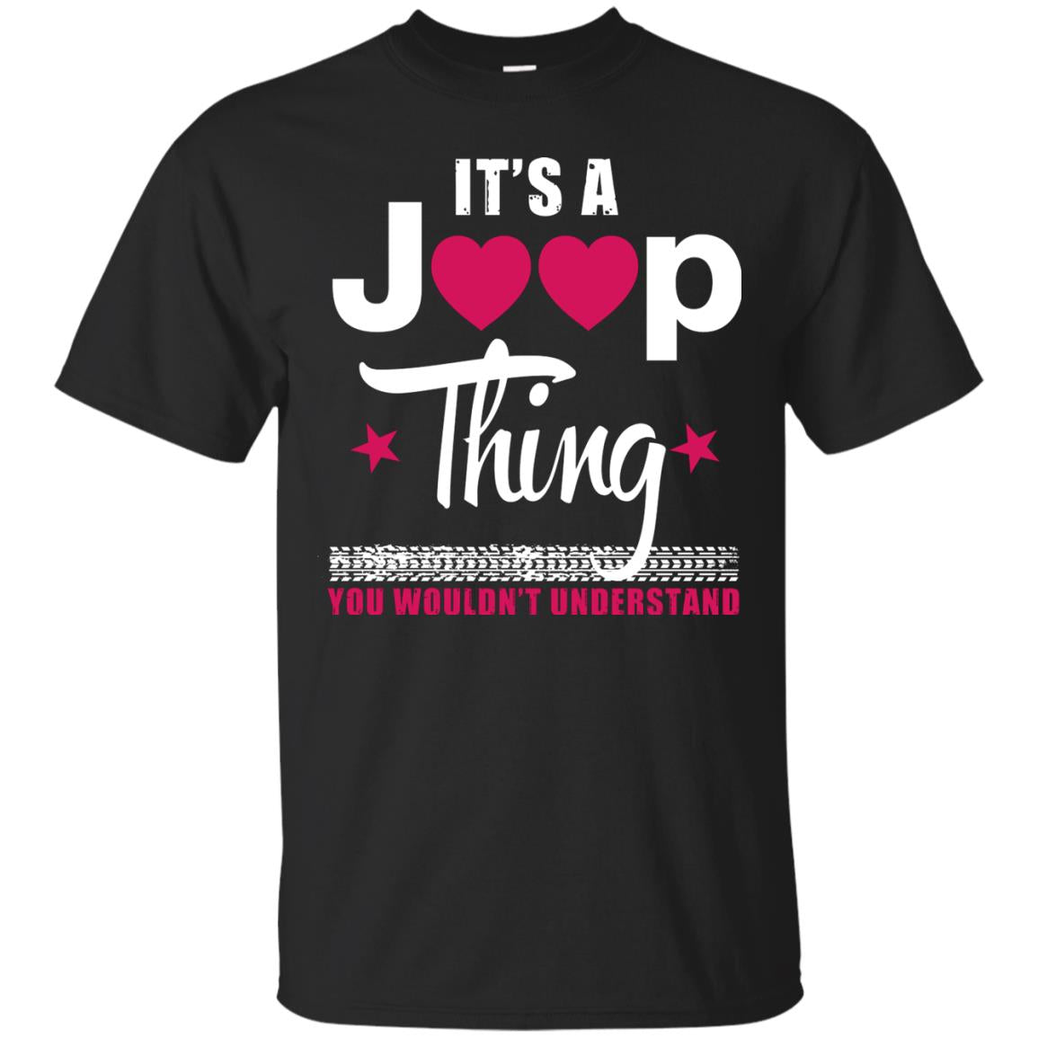 It's A Jeep Thing - Apparel