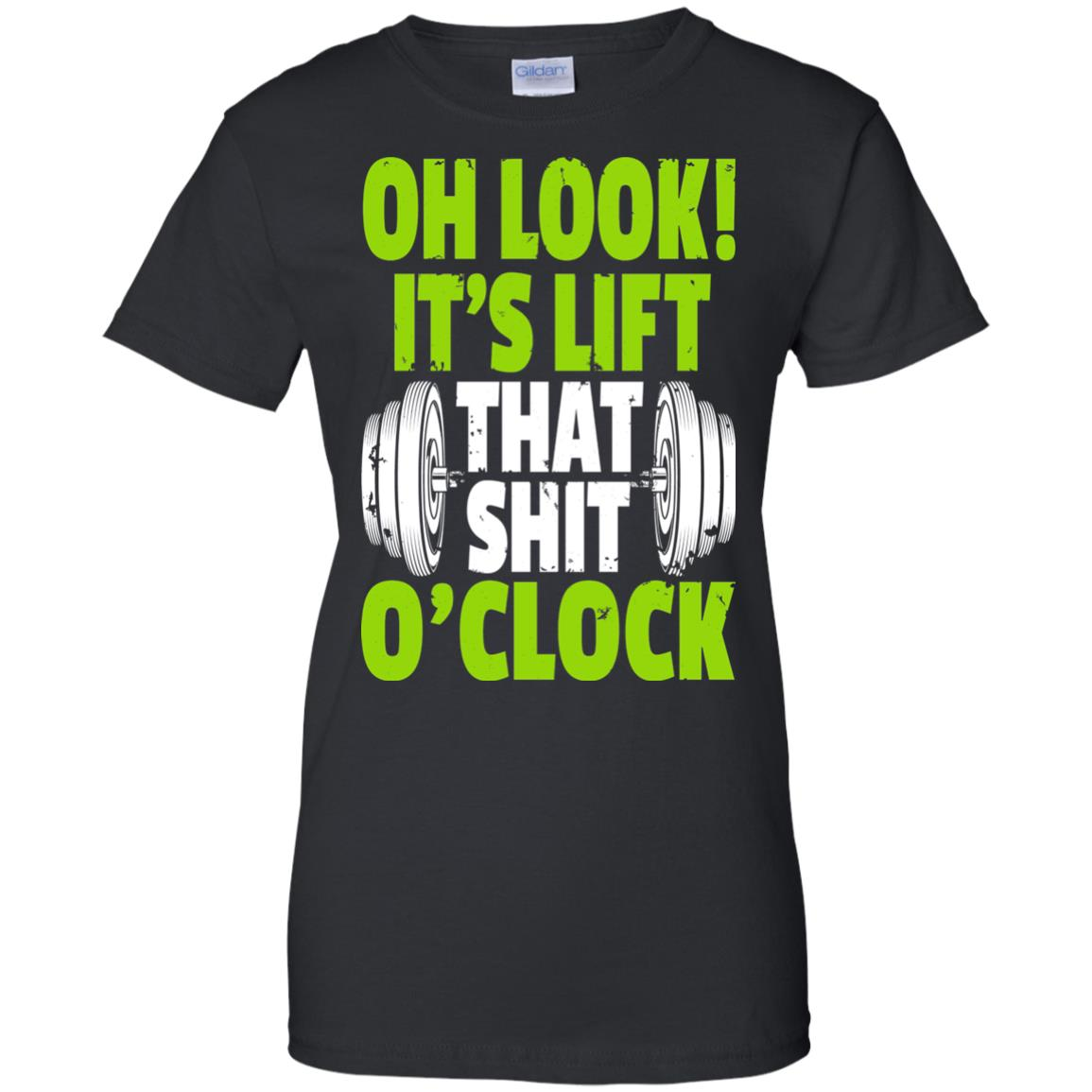 Lift O' Clock - Apparel