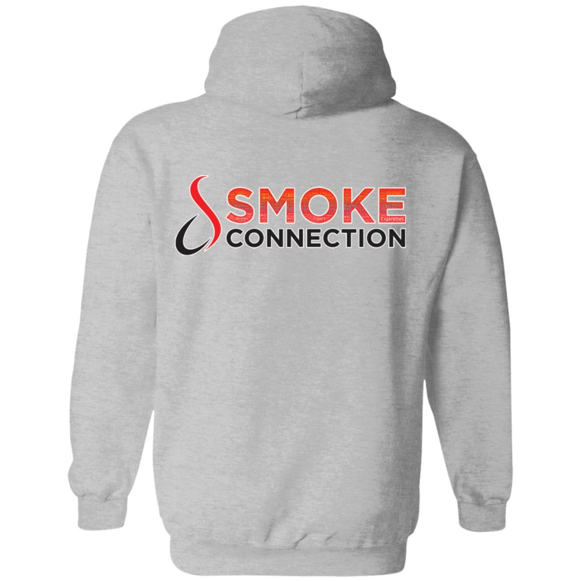 2HD4 Smoke Connection Pullover Hoodie