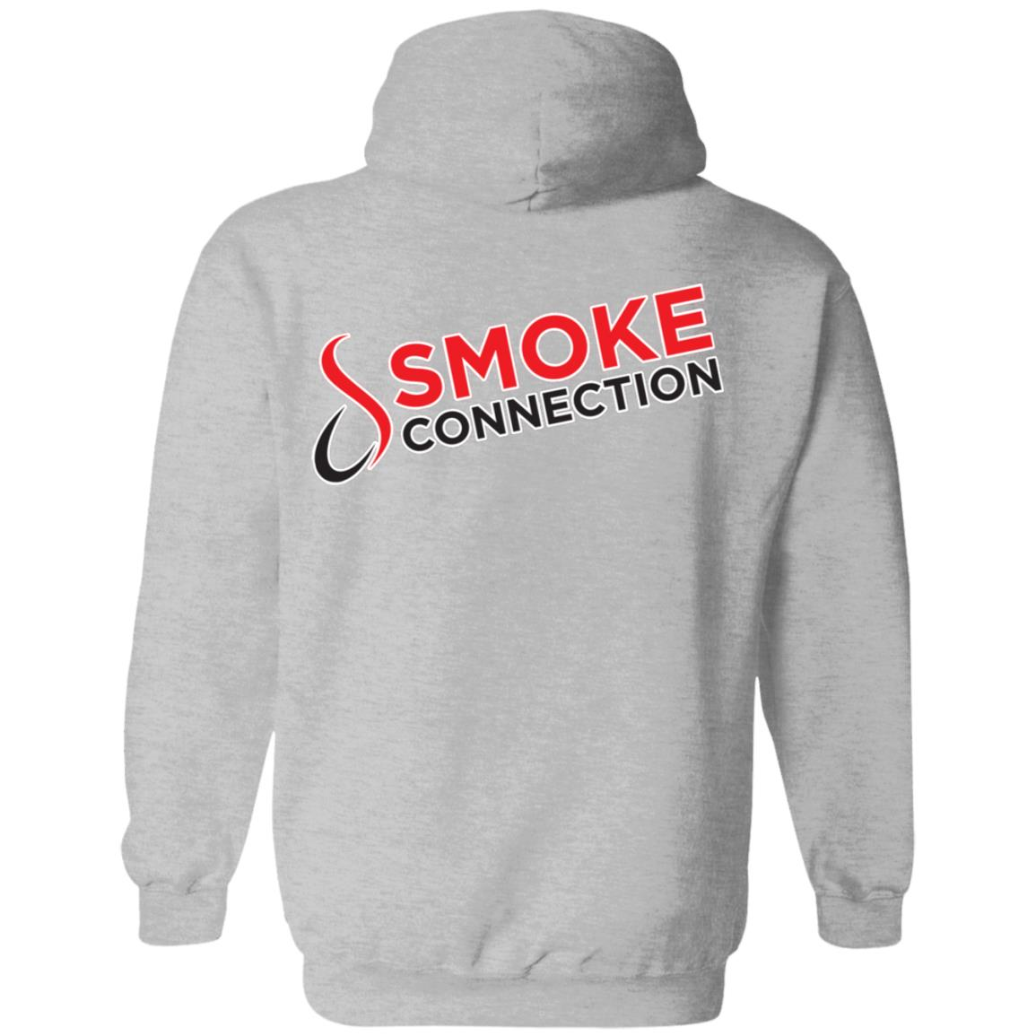 2HD5 Smoke Connection Pullover Hoodie
