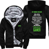 Strategy and Leadership - Gamer Jacket