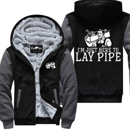 Here to Lay Pipe - Jacket
