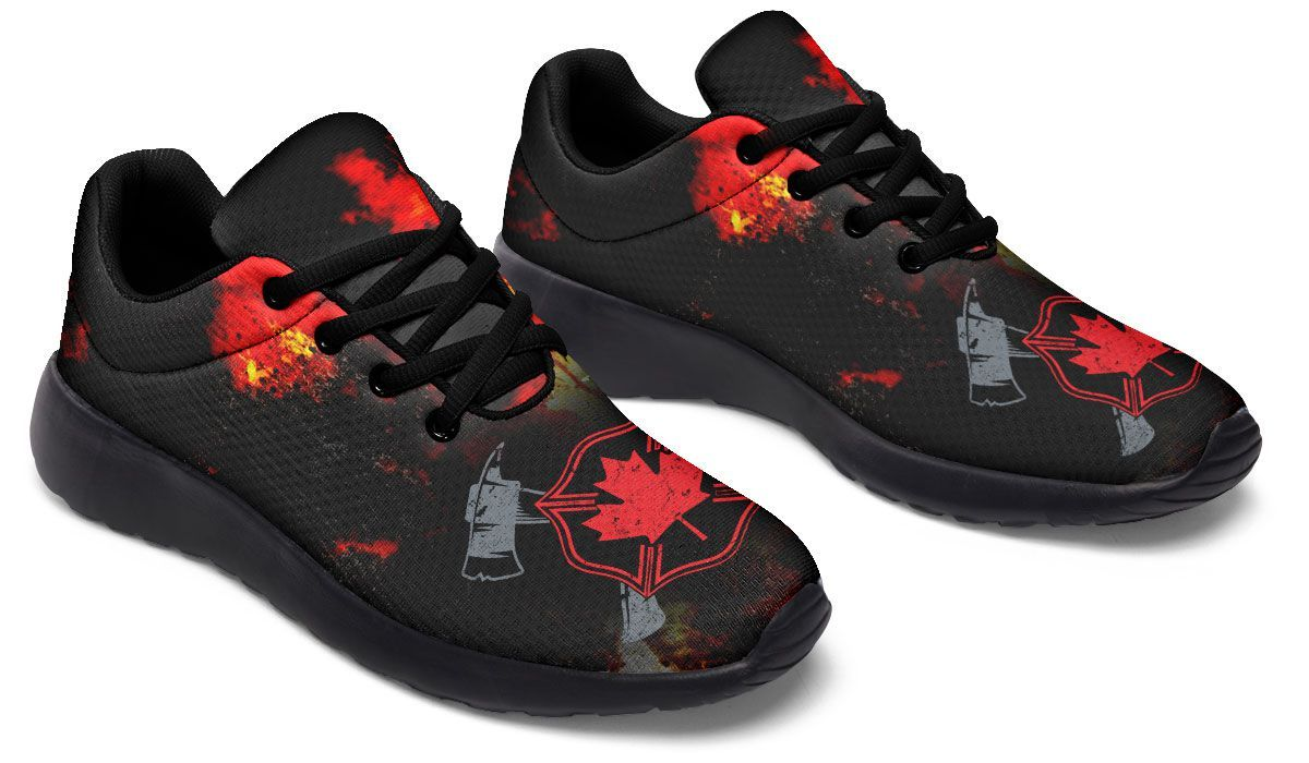 Canada Firefighter Sneakers