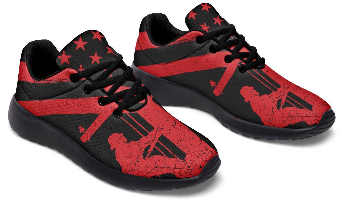 Lineman Flag Sneakers