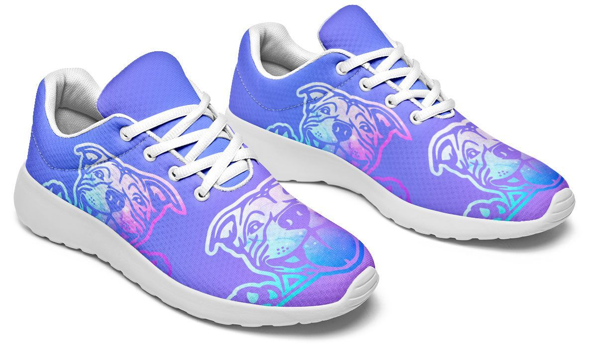 Pitbull Pride Sneakers