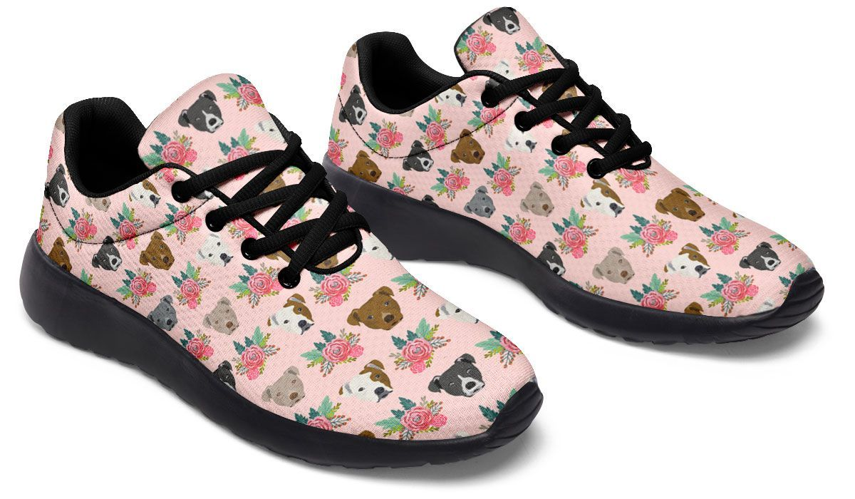 Pits Flowers Sneakers