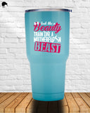 Beauty And Beast - Tumbler