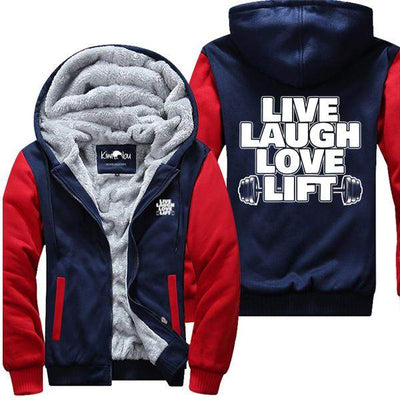 Live Laugh Love Lift - Jacket