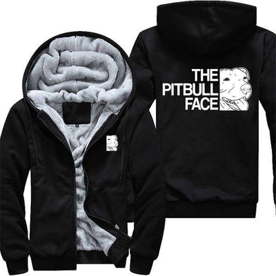 Pitbull Face Jacket