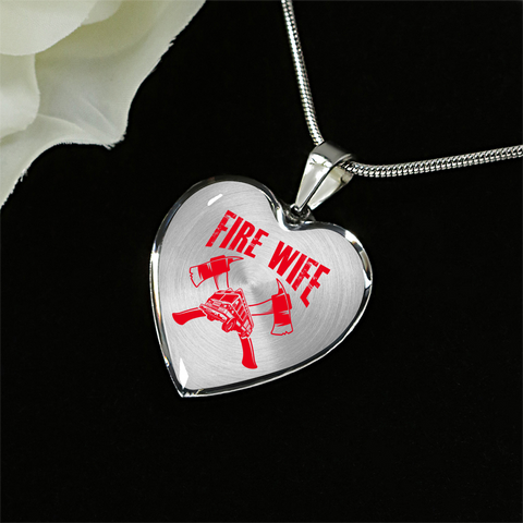 Fire Wife Necklace