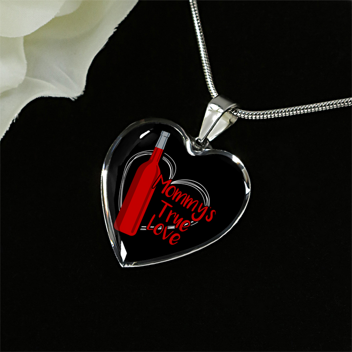 Mommy's True Love Necklace