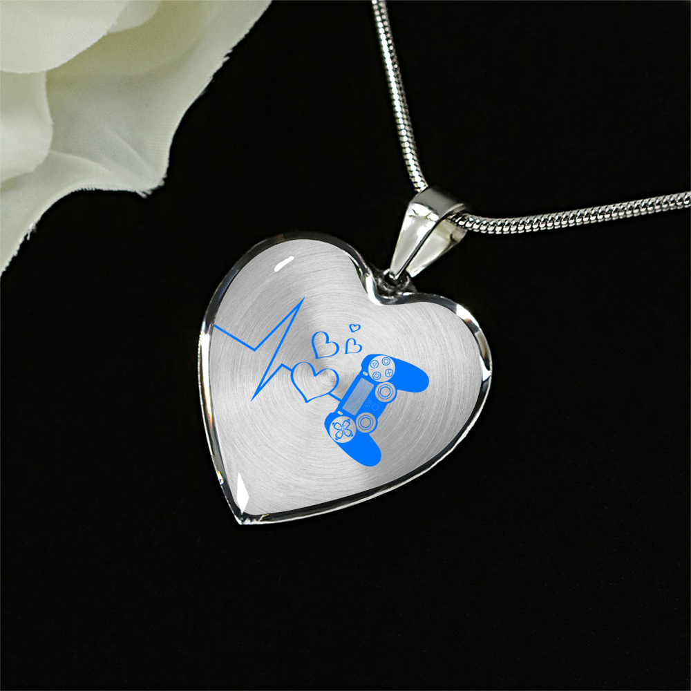 PS Heartbeat Necklace