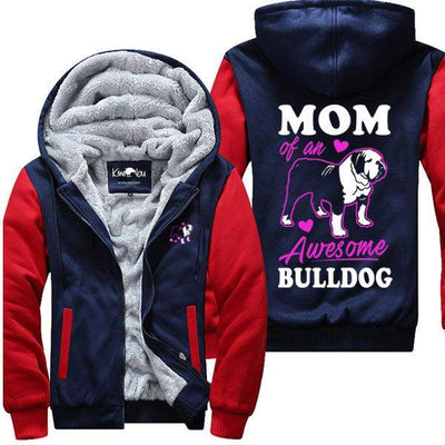 Mom of An Awesome Bulldog - Jacket