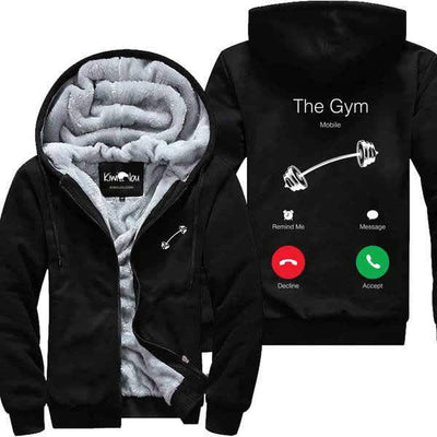 The Gym Mobile Jacket