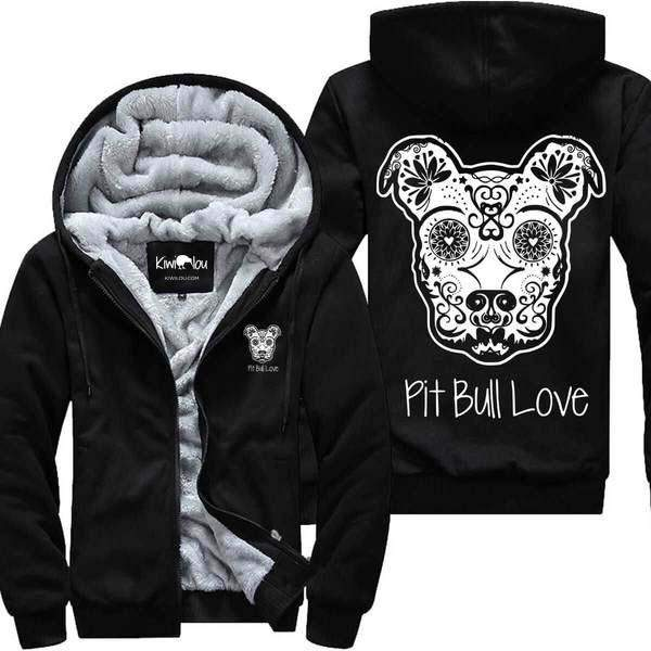 Pitbull Love Sugar - Jacket