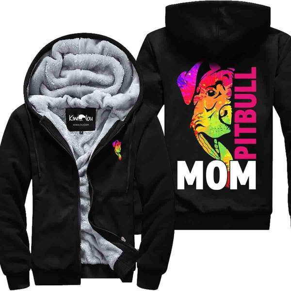 Pitbull Mom - Jacket