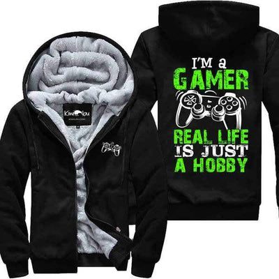 Real Life Hobby- Gamer Jacket