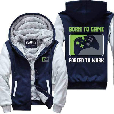 Born To Game Xbox Gaming Jacket