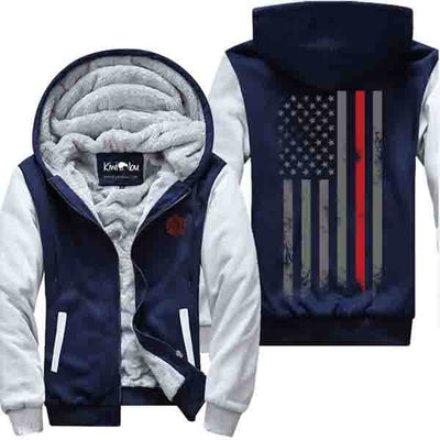 Firefighter Pride - Jacket