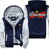 Lineman - The King of Jobs Jacket