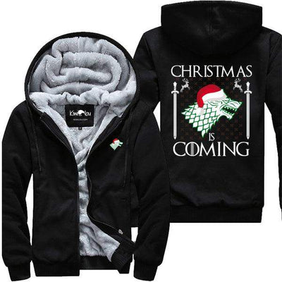 Christmas Is Coming - Christmas Jacket