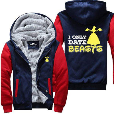 I Only Date Beasts -  Gym Jacket