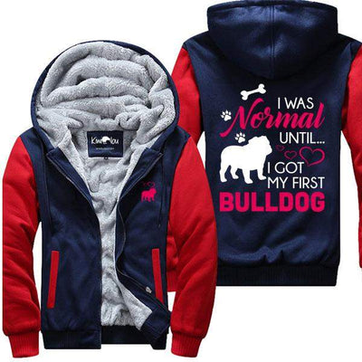 I Got My First Bulldog - Jacket