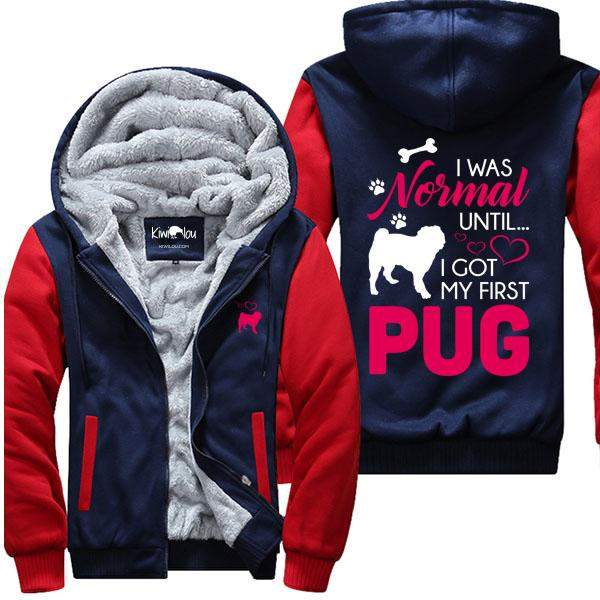 I Got My First Pug - Jacket