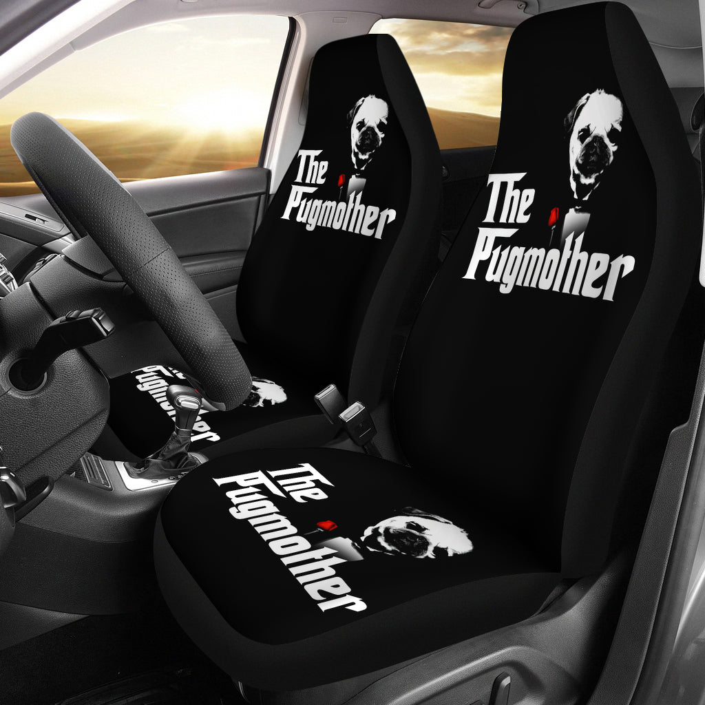 The Pugmother Car Seat Covers