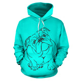 Bull with Attitude Hoodie