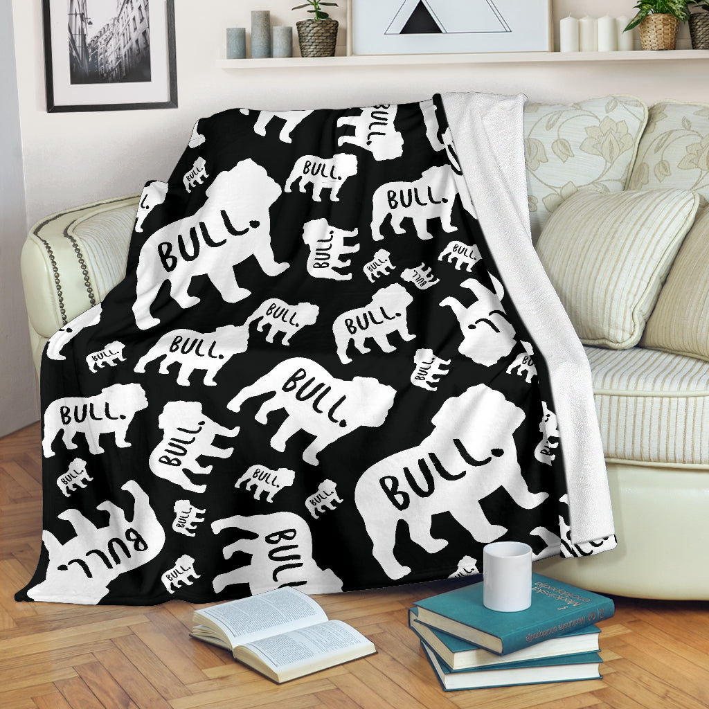 Bunch of Bull Premium Blanket