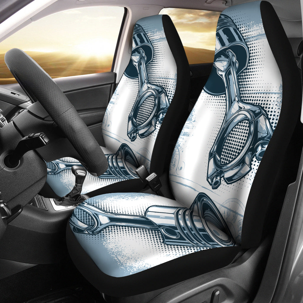 Piston Car Seat Covers Set Of 2