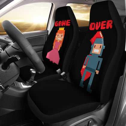 Game Over Car Seat Covers (set of 2)