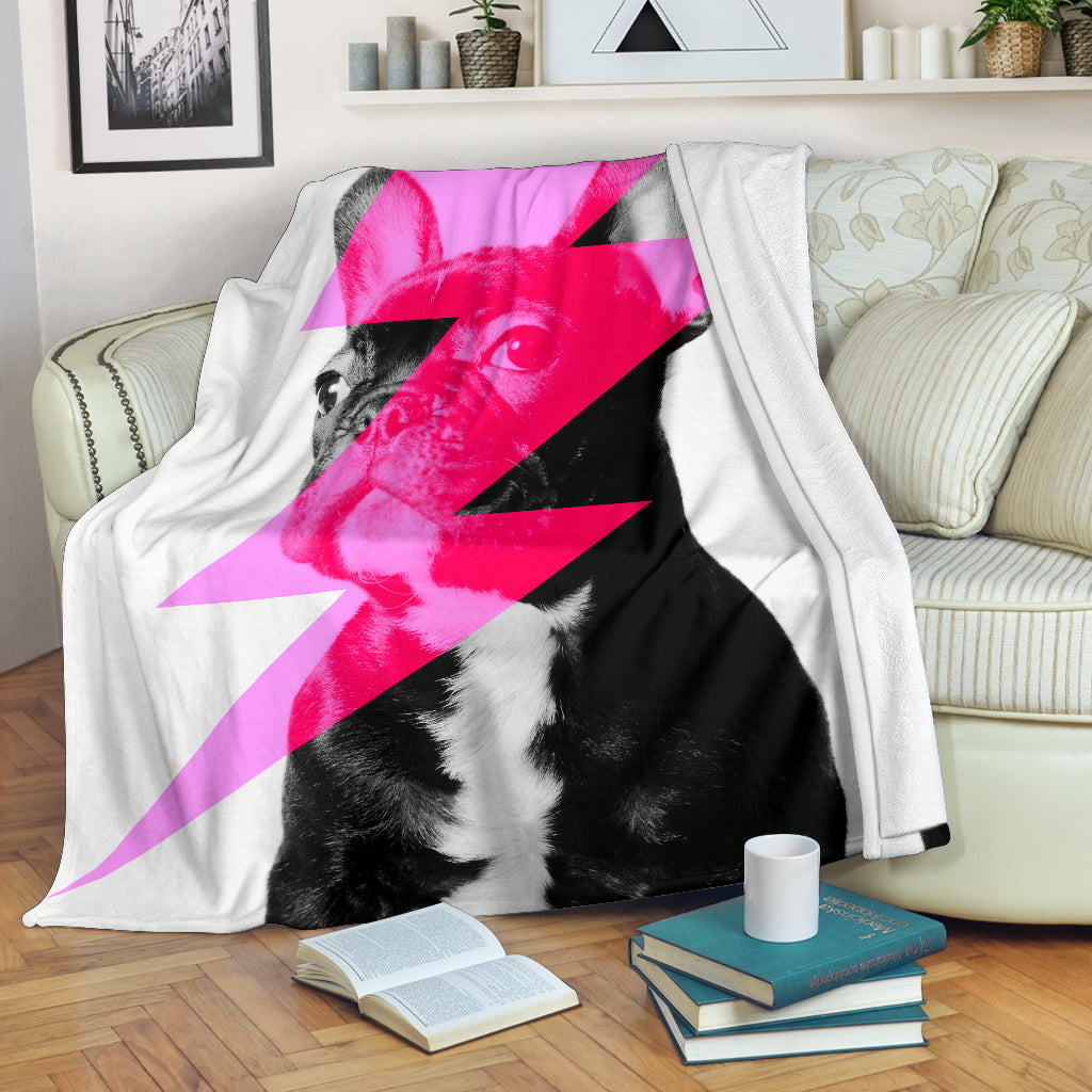 French Bulldog Premium Blanket