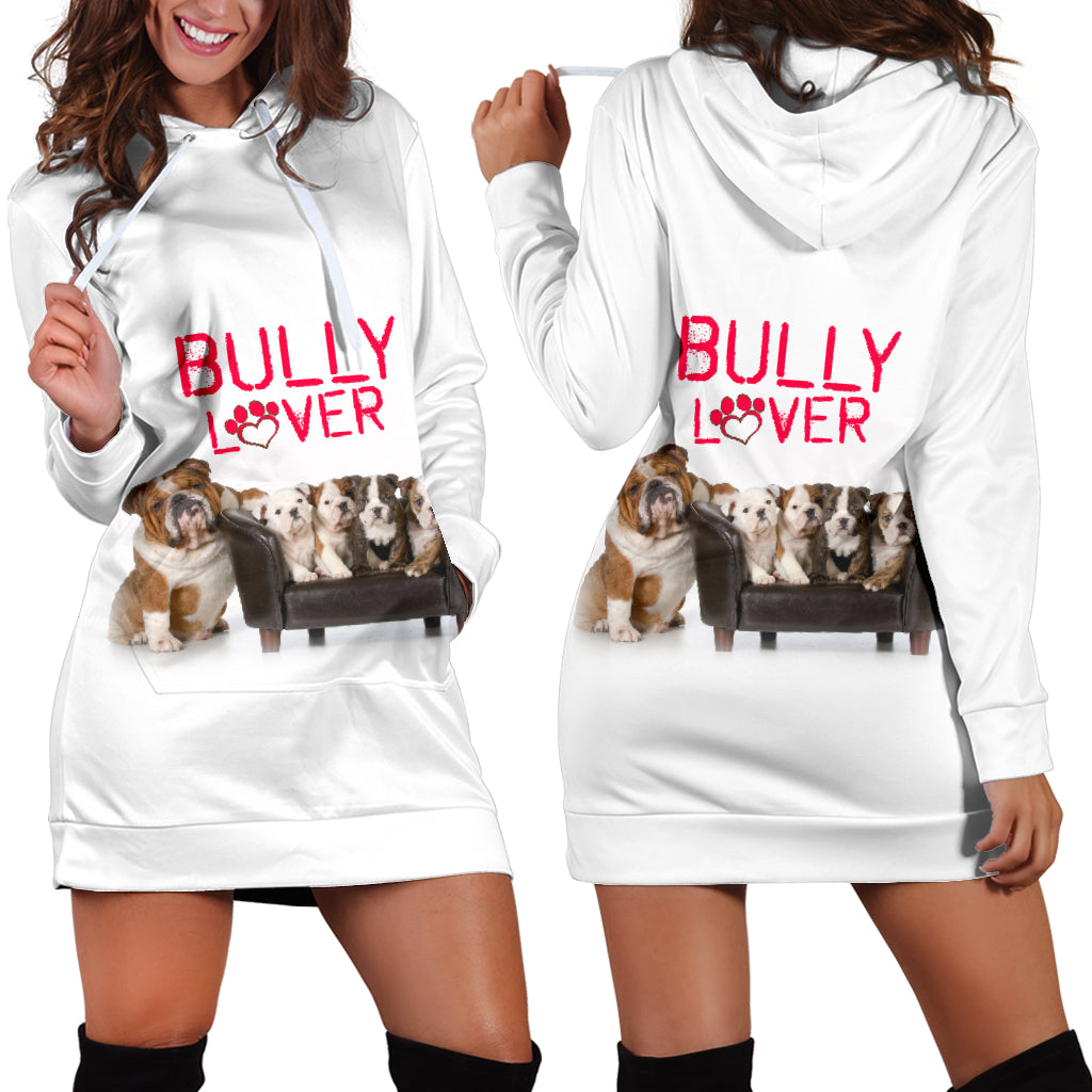 Bully Lover Hoodie Dress