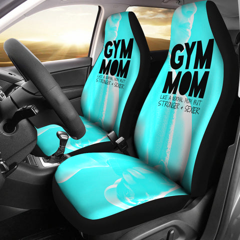 Gym Mom Car Seat Covers Set Of 2